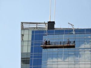 High Rise Window Cleaning San Diego